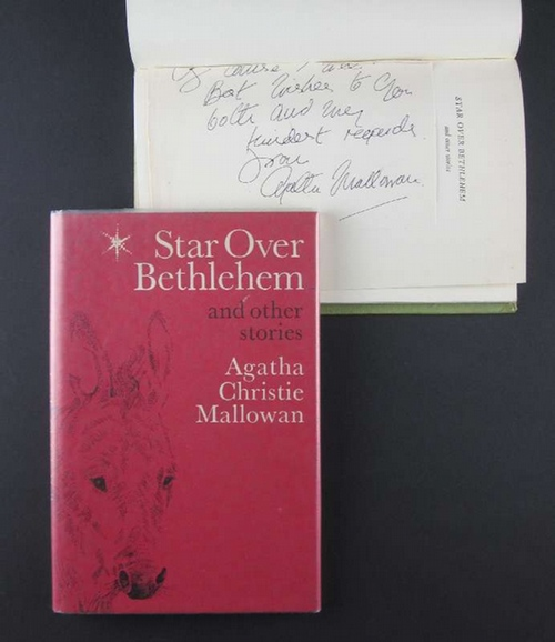 Christie Mallowan, AgathaStar over Bethlehem and other stories