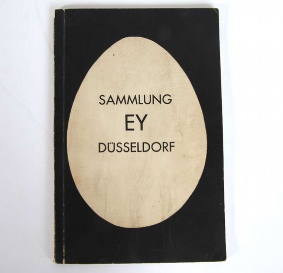 Ey, Johanna: Sammlung Ey Düsseldorf. Mit einem Vorwort von Max Osborn.