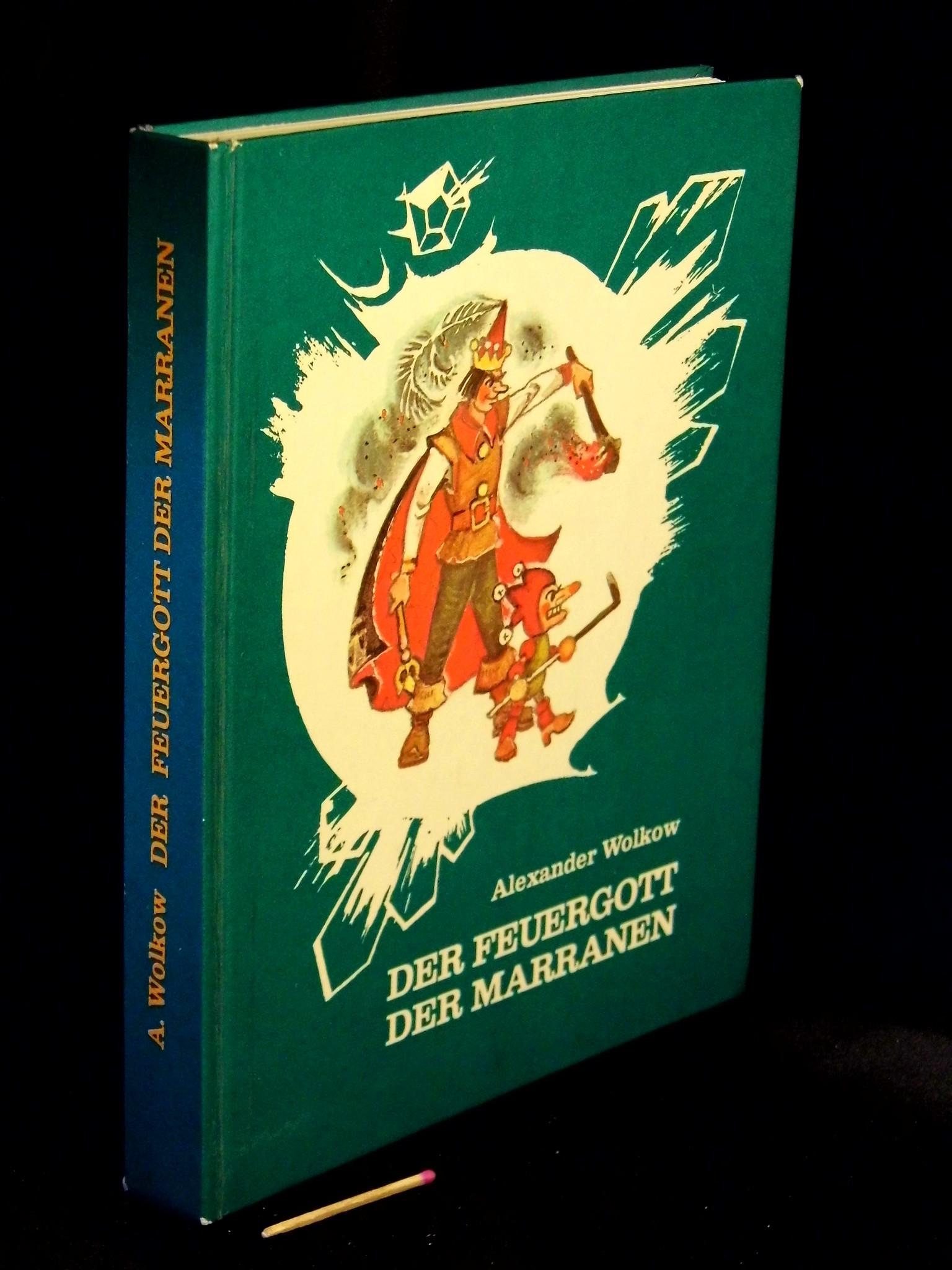 Der Feuergott Der Marranen - Ein Märchen - Wolkow, Alexander