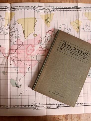 Scott-Elliot, W: ATLANTIS nach okkulten Quellen ; eine geographische, historische und ethnologische Skizze.